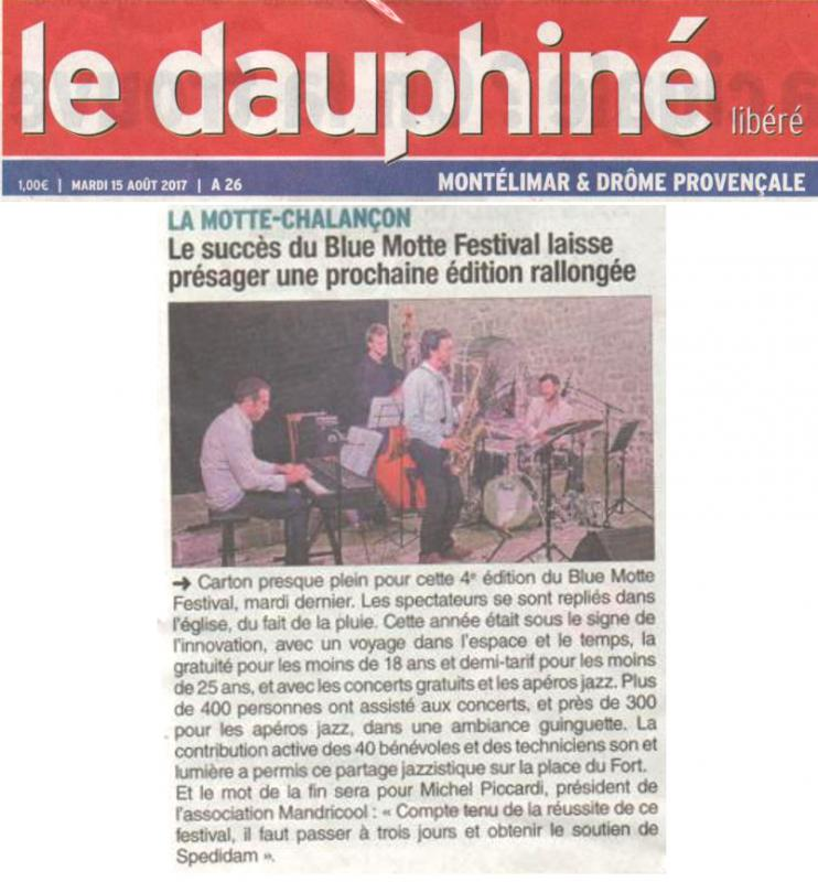 Article dauphine 15 aout 2017